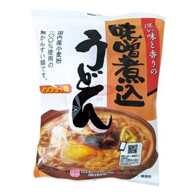 <桜井>味噌煮込うどん 94g