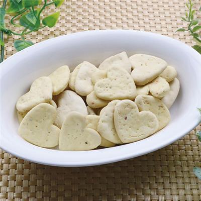 【ペット】国産にんじんクッキー 80g